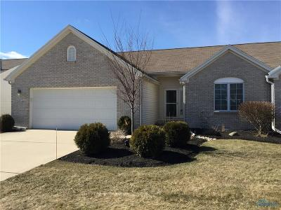 Perrysburg Condo/Townhouse Contingent: 26365 E Wexford Drive