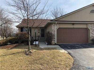 Maumee Condo/Townhouse Contingent: 56 Homestead Place #56