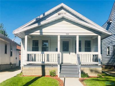 Toledo Single Family Home For Sale: 1049 National Avenue