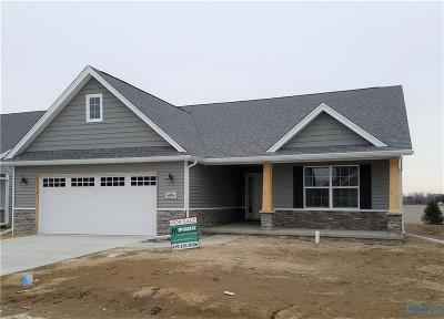 Maumee Condo/Townhouse Contingent: 6856 Torrey Pine Court #Lot 204