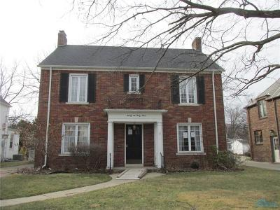Toledo OH Single Family Home For Sale: $123,500