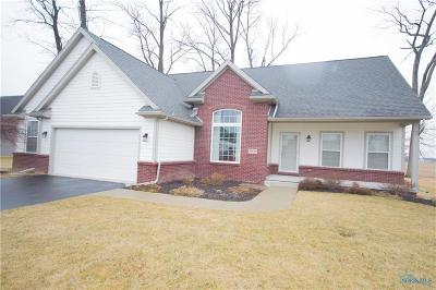 Maumee Single Family Home For Sale: 2803 Long View Drive