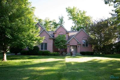 Maumee Single Family Home For Sale: 7920 Chestnut Ridge