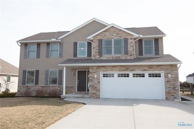 Lucas County Single Family Home Contingent: 4028 Edge View Drive