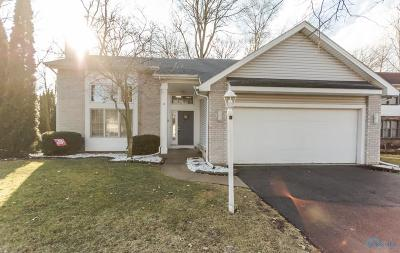 Toledo OH Single Family Home For Sale: $179,900