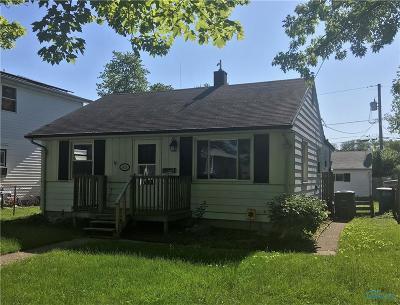 Toledo Single Family Home For Sale: 1819 Homestead Street