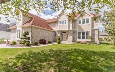Toledo Single Family Home For Sale: 2616 Gray Fox