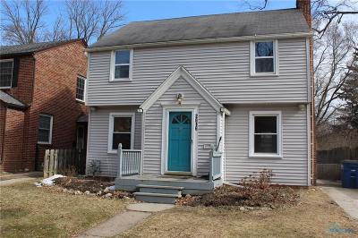 Toledo Single Family Home For Sale: 2616 Letchworth Parkway