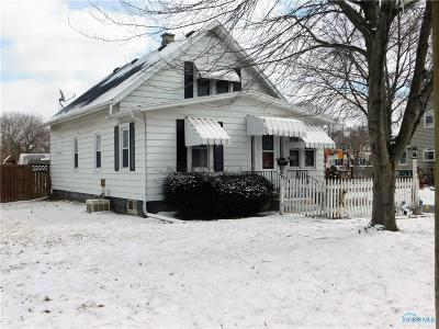 Rossford Single Family Home Contingent: 308 Jennings Road