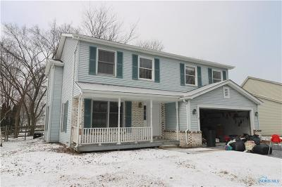 Perrysburg Single Family Home For Auction: 734 Deer Run