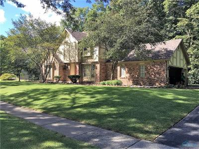 Sylvania Single Family Home For Sale: 7608 Kings Run Road
