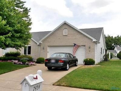Sylvania Condo/Townhouse Contingent: 7454 Wicklow Woods Drive