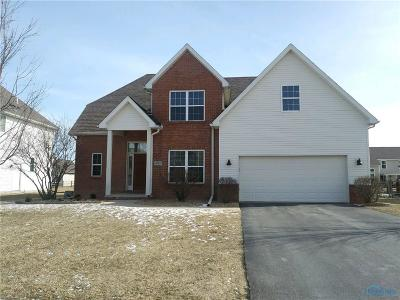 Perrysburg Single Family Home For Sale: 6167 Brookhaven Boulevard