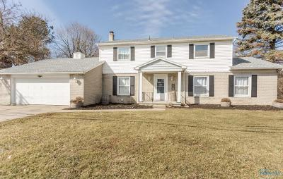 Rossford Single Family Home For Sale: 510 Glenwood Road