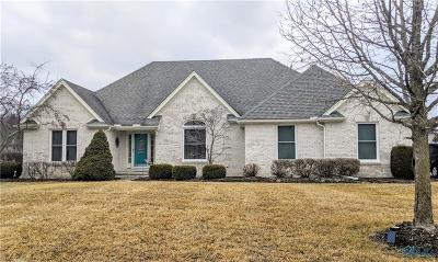 Maumee Single Family Home Contingent: 3234 Stone Quarry Boulevard