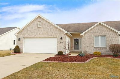 Maumee Condo/Townhouse Contingent: 4465 Clearwater Drive