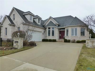 Maumee Single Family Home Contingent: 3040 Alex Court