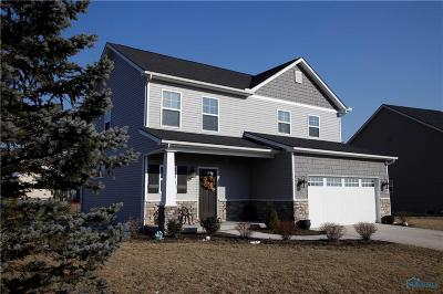 Sylvania OH Single Family Home Contingent: $251,900