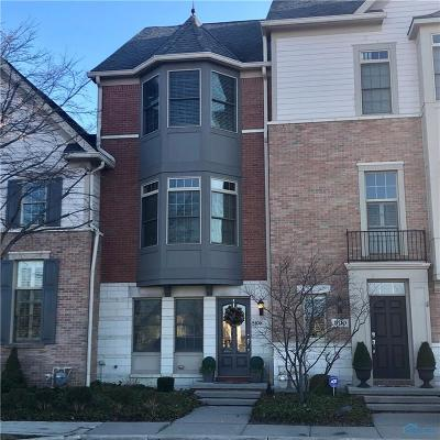 Perrysburg Condo/Townhouse Contingent: 5106 Bostwick Road