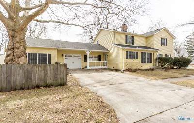 Waterville Single Family Home Contingent: 835 Royalton Road