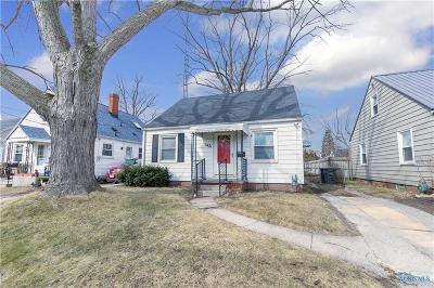 Toledo Single Family Home For Sale: 3421 Sherbrooke Road
