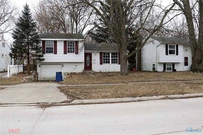 Toledo Single Family Home For Sale: 254 Hargrave Road