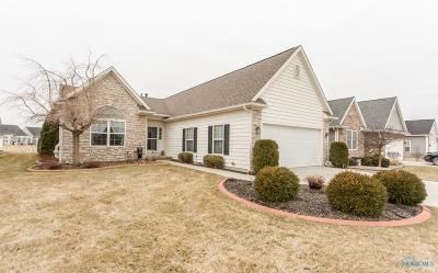 Maumee Single Family Home For Sale: 5061 Starboard Drive