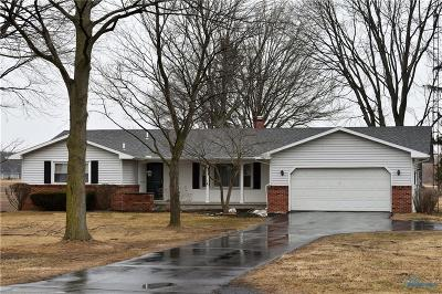 Whitehouse Single Family Home For Sale: 11550 Waterville Street