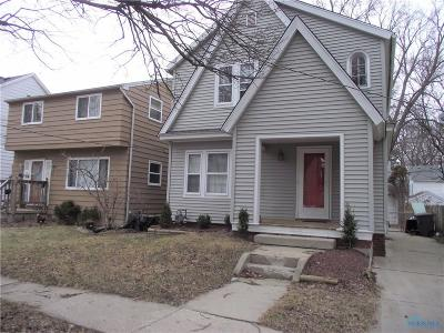 Toledo Single Family Home For Sale: 2028 Talbot Street