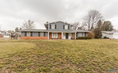 Toledo Single Family Home For Sale: 1854 Rose Arbor Drive