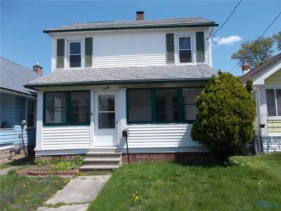 Toledo Single Family Home For Sale: 1035 National Avenue