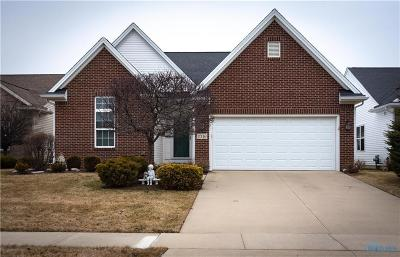Maumee Single Family Home For Sale: 7316 Sloop Court