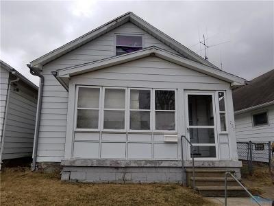 Toledo Single Family Home For Sale: 737 Balfe Street