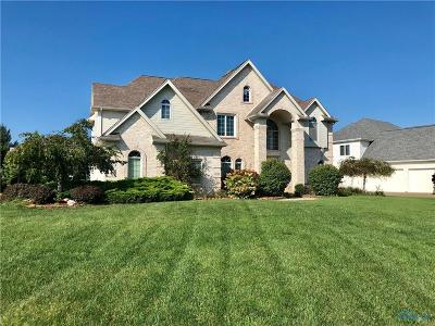 Sylvania OH Single Family Home For Sale: $489,500