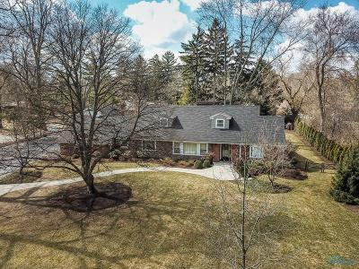 Single Family Home For Sale: 4204 Northmoor Road
