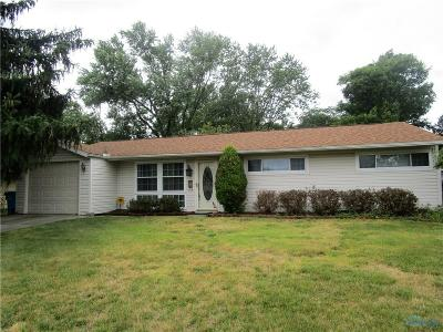 Toledo Single Family Home For Sale: 4535 Elmhurst Road