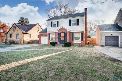 Single Family Home Contingent: 4202 Drummond Road