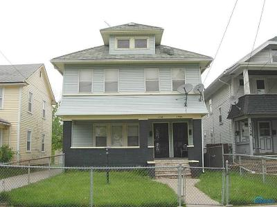 Toledo Multi Family Home For Sale: 1738 Milburn Avenue
