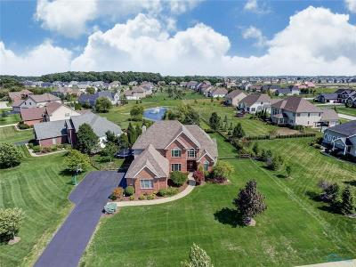 Perrysburg Single Family Home For Sale: 2853 Stonefence Drive