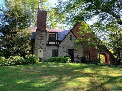 Single Family Home For Sale: 3760 Sulphur Spring Road
