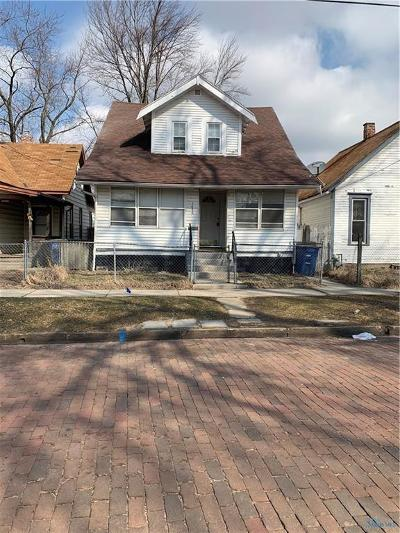Toledo Single Family Home For Sale: 1446 N Colburn Street