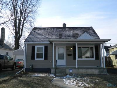 Toledo Single Family Home Contingent: 303 W Crawford Avenue