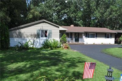 Single Family Home For Sale: 4740 N Crestridge Road