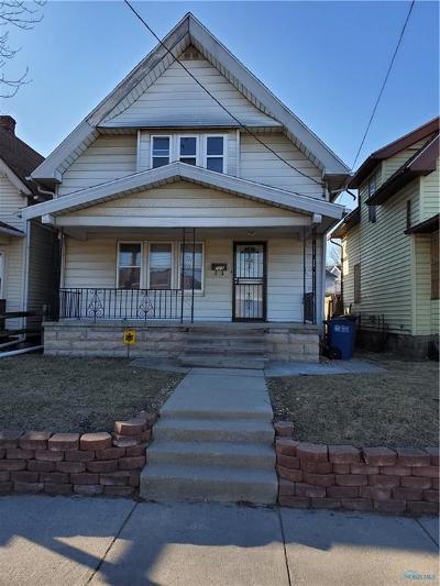 Toledo Single Family Home For Sale: 720 Spencer Street