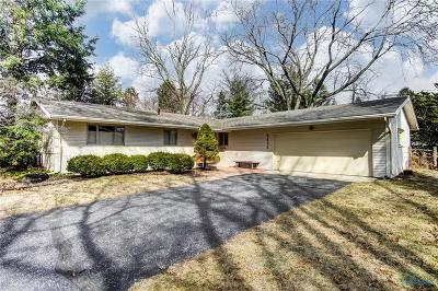 Toledo Single Family Home For Sale: 3434 Orchard Trail Drive