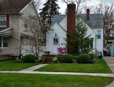 Toledo Single Family Home For Sale: 2545 Georgetown Avenue
