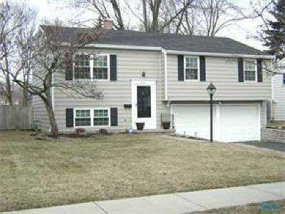 Sylvania Single Family Home For Sale: 4541 Longfellow Road