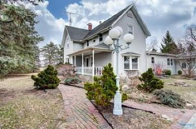 Single Family Home For Sale: 6527 Alexander Road