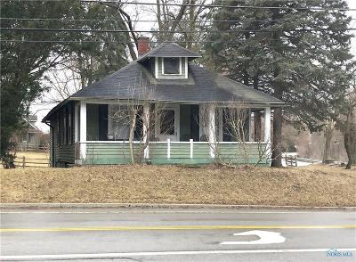 Maumee Single Family Home For Auction: 7005 Coder Road