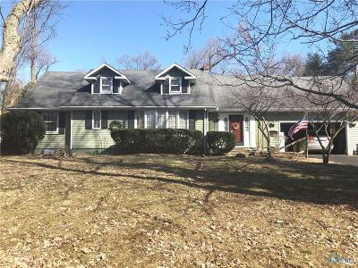 Maumee Single Family Home For Auction: 7027 Coder Road